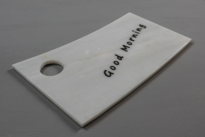 Marble Serving Board 3