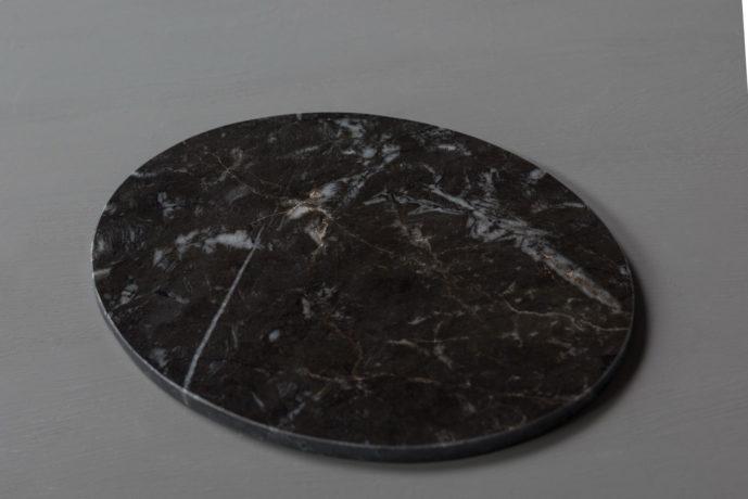 Oval Black 2