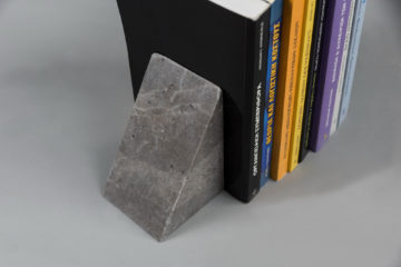 bookend marble