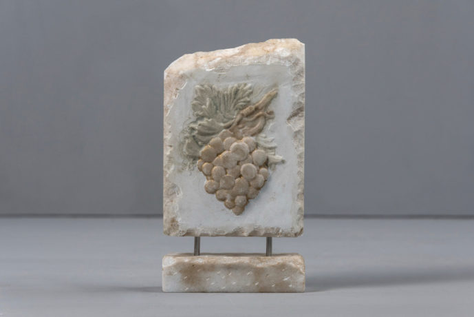 marble grape 3d