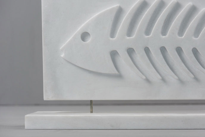 fishbone marble decor 2
