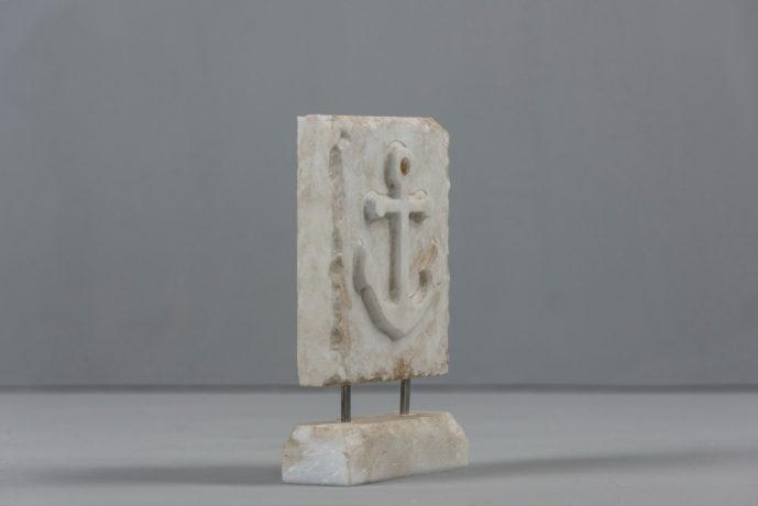 Anchor marble art 3