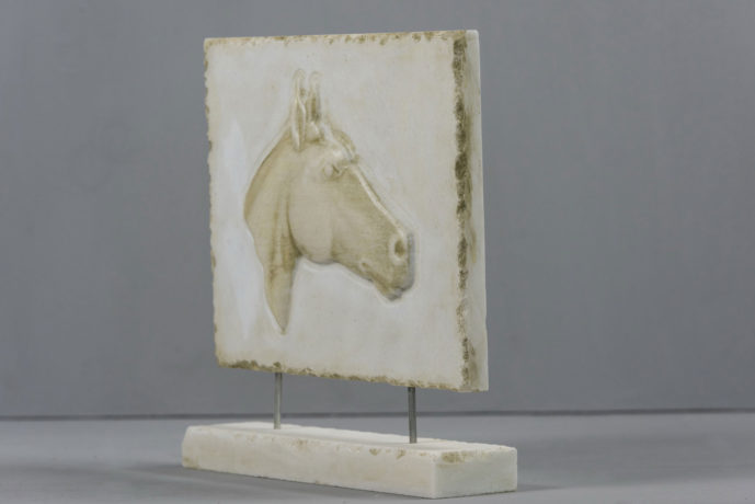 Horse marble 2