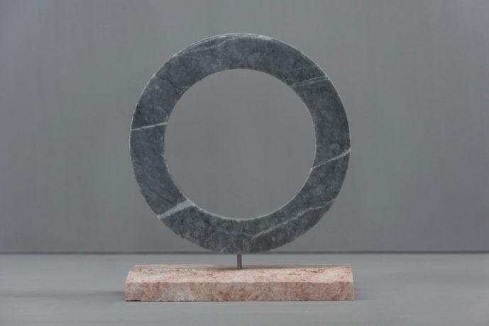 modern art marble
