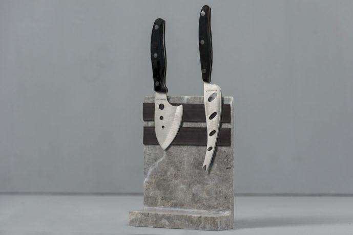 Knife Holder marble 3