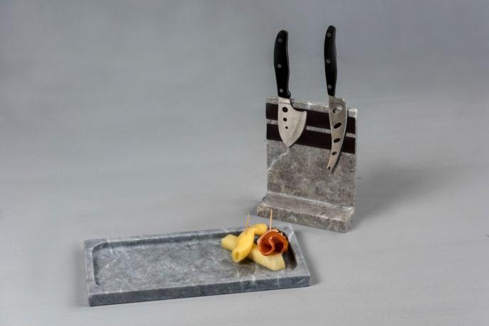 Knife Holder marble 4