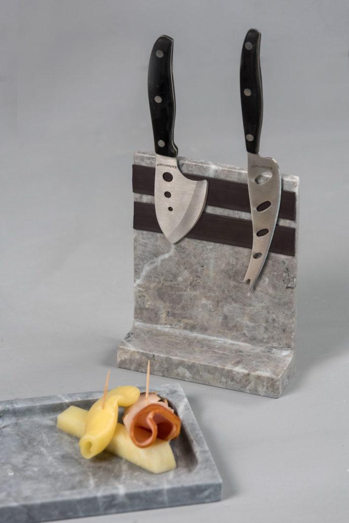 Knife Holder marble 2