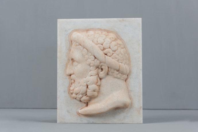 head marble